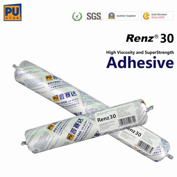 High Quality (PU) Polyurethane Sealant for Auto Glass (RENZ 30)