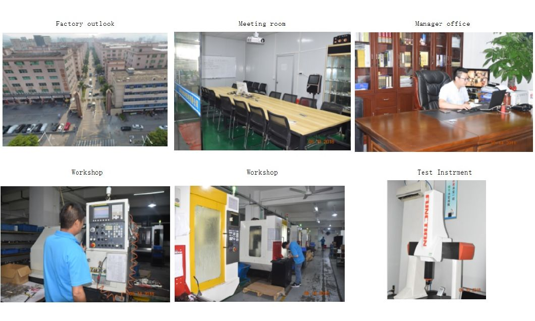 OEM Customized CNC Machine Stainless Steel Farm Machinery Parts