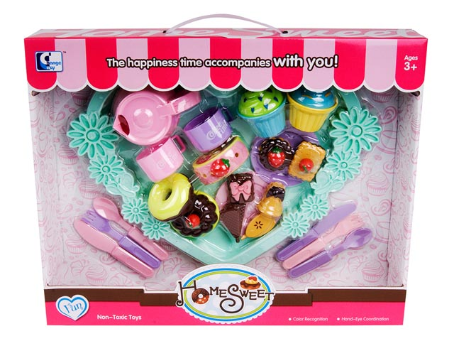 Cute Food for Kids Toys & Mini Food Toys