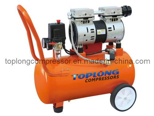 Oil Free Oilless Silent Dental Air Compressor (Hw-2050)