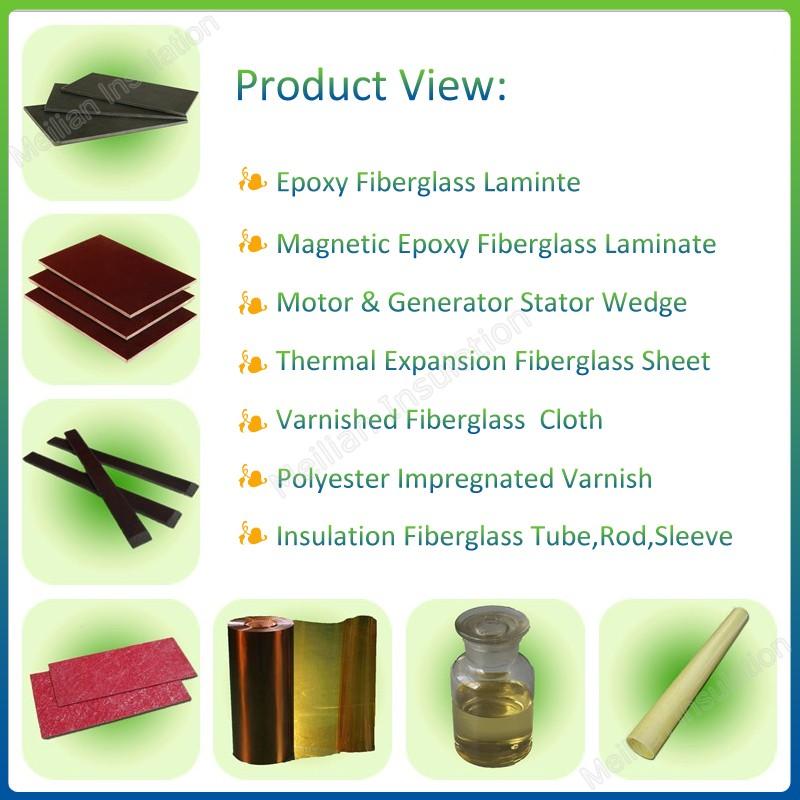 Epoxide Glassfiber Mica Paper Tape