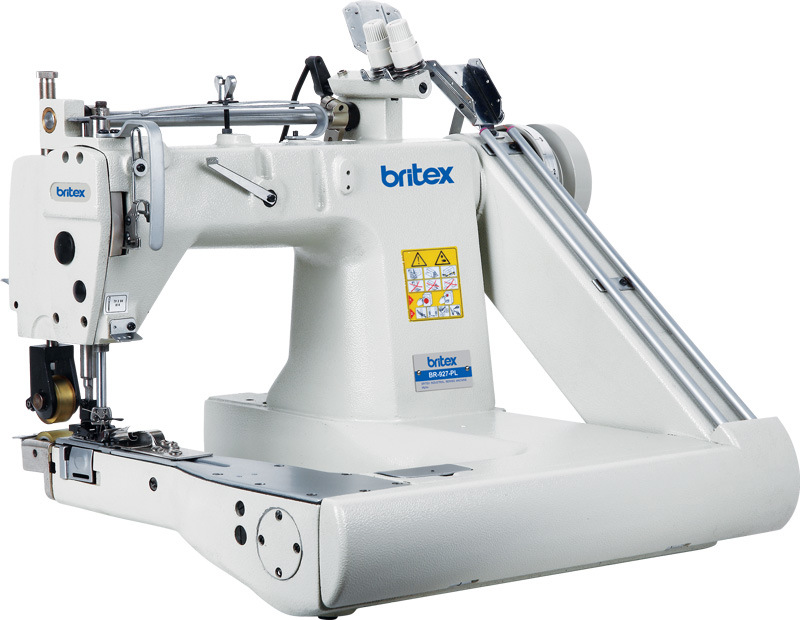 Br-927-Pl High Speed Feed off The Arm Chainstitch Machine (two/three needles)