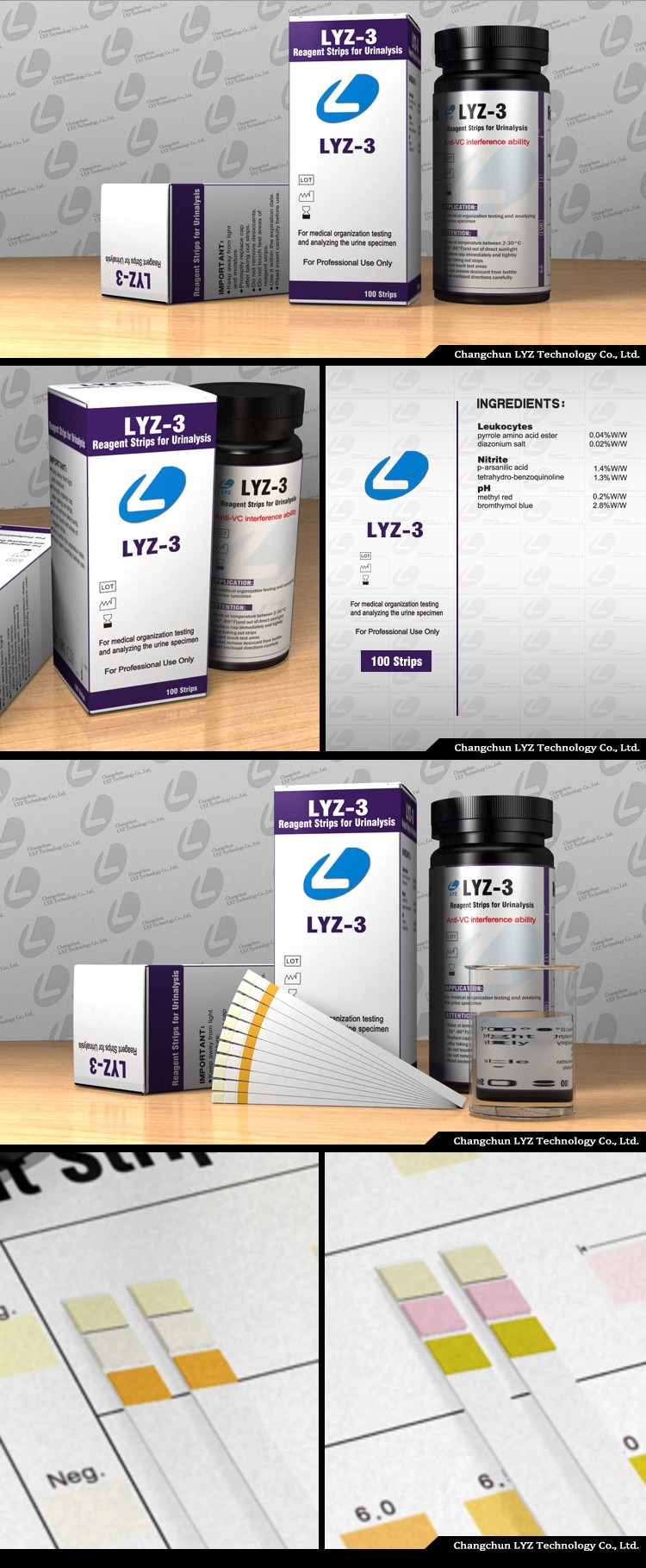 urine urinary tract infection test strips