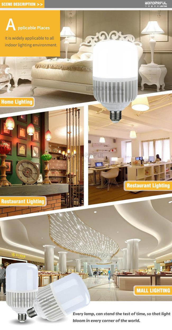 Best China Factory Wholesale High Power 2u/3u/4u Energy Saving Light Lighting 5watt 9W E27 T3/T4/T5 Full Half Spiral Tube CFL Lamp/ Lotus Energy Saving LED Bulb