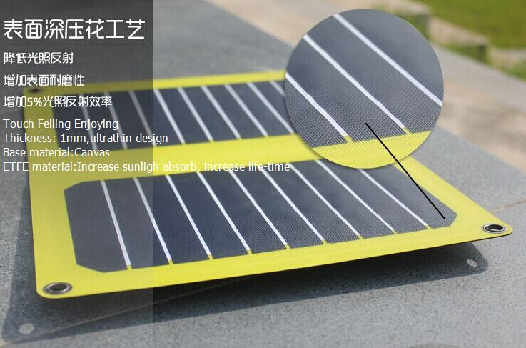 Solar Outdoor Charger
