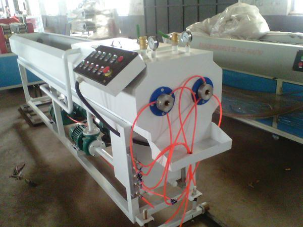 PVC Electric / Cable Conduit Pipe Making Machine (16-40mm)