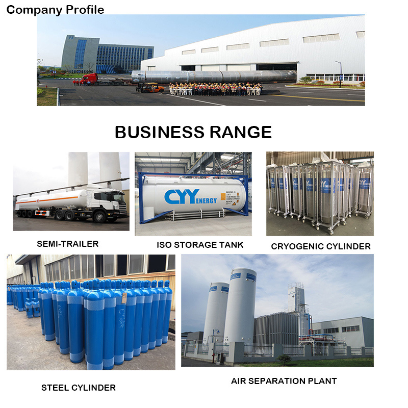 Cyyp21 High Quality and Low Price Horizontal Cryogenic Liquid Transfer Oxygen Nitrogen Coolant Oil Centrifugal Pump