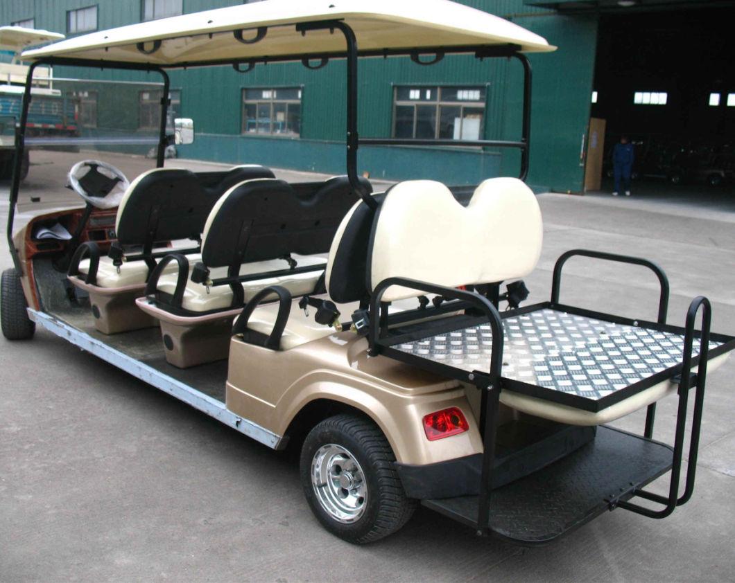 Eg2068ksf, 6 Seater Cheap High Capacity Aluminum Best Golf Carts