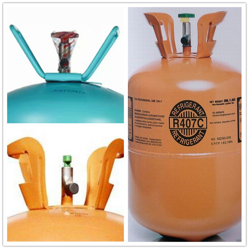 99.9% Purity Best Cooling Gas R134A Refrigerant