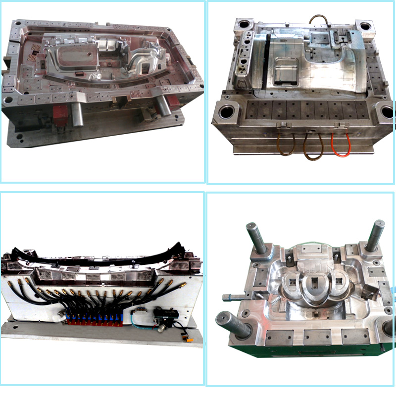 Vehicle Injection Mould / Auto Injection Molding (H70)