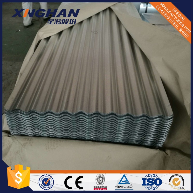 Corrugated Metal Zinc Roofing Sheets