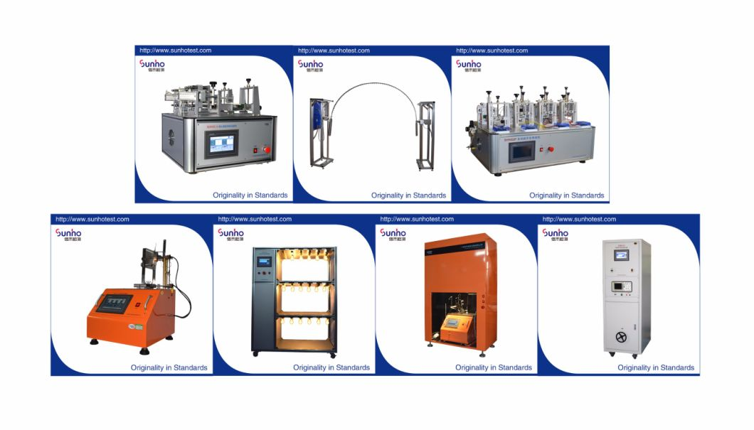 IEC60065 Universal Electronic Laboratory Equipment Needle Flame/Flammability Materials Tester