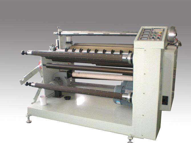 Multifunction Slitting Rewinding Machine for Adhesive Tapes