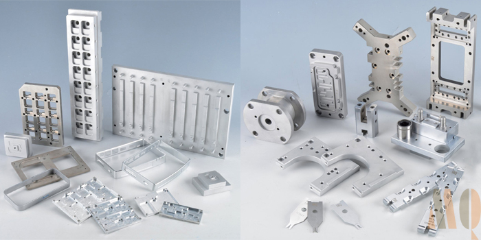 CNC Machining Parts, Aluminum CNC Machined Parts