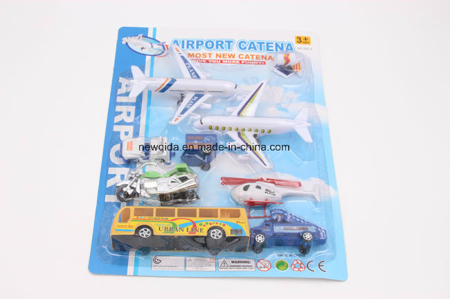 Good Quality Palyset Truck Series Mini Car Model Toys for Kids