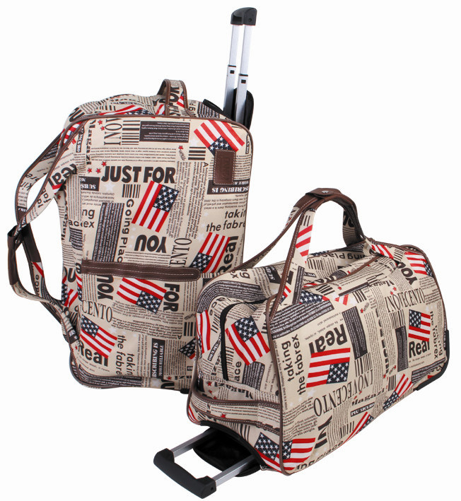 Fashionable Travel Bag/Duffle Bag (Map travel bag)
