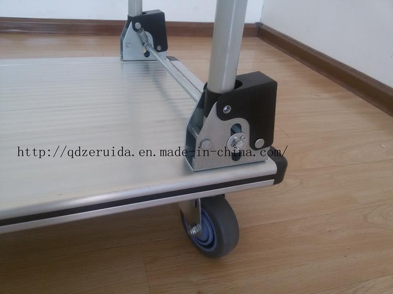 High Quality Aluminum Platform Hand Truck