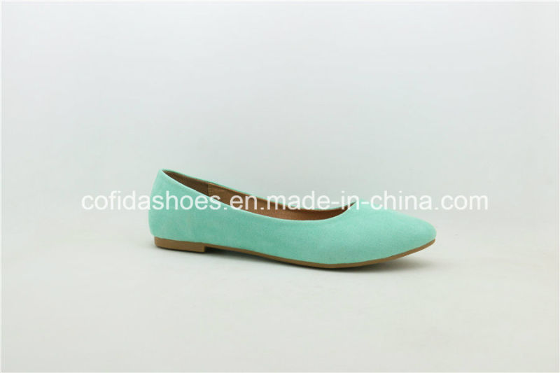 2017ss New Fashion Comfort Flat Ballerina Women Shoe