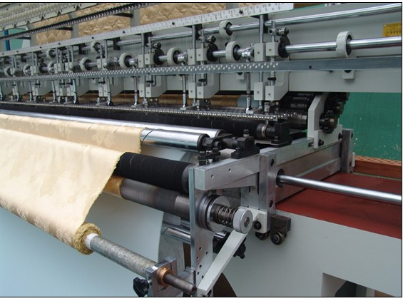 CS110 Mattress Covering Machine