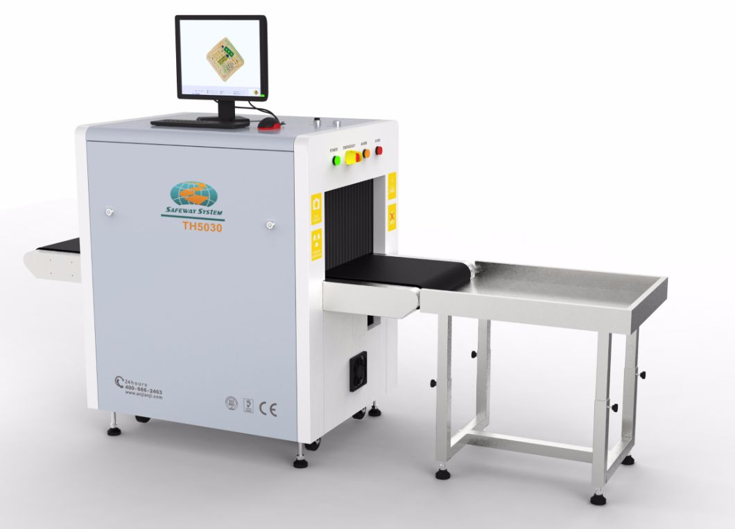 Building Office Use Real Xray Scanner 5030A X-ray Baggage Scanner