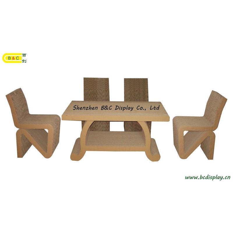 Whole Cardboard Furniture (B&C-F001)
