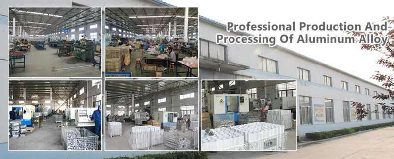 Oxygen Plant Molecular Sieve Adsorption Tower Aluminum Parts