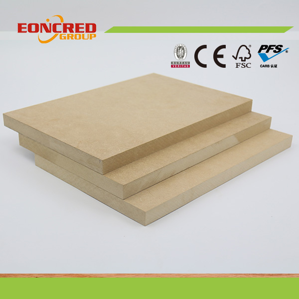 Laminated MDF Board/Melamine MDF Board