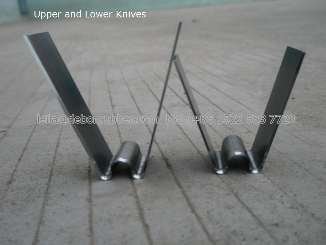 Conveyor Belt Stripping Machine Steel Cord Stripper