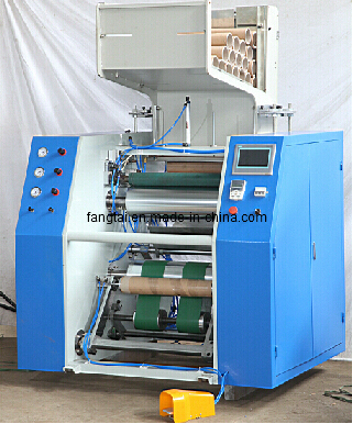 FTP-300 High Speed Auto Stretch Film Rewinding Machine (CE)
