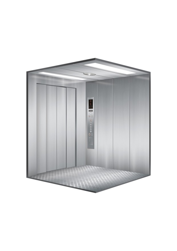 Geared Passenger Freight Elevator with Less Noice