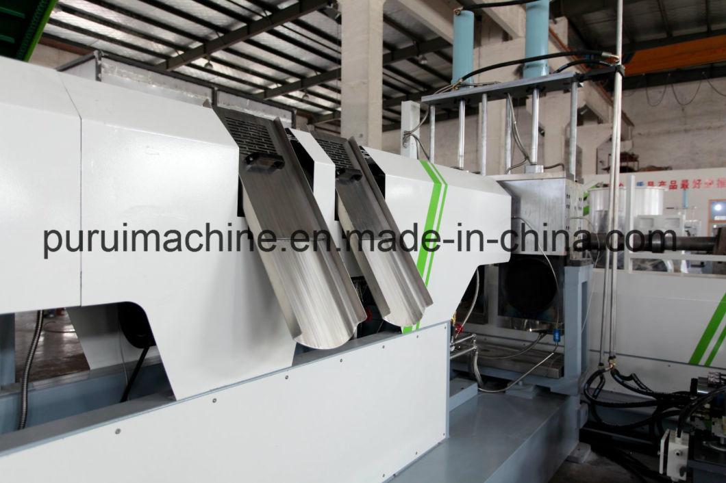 Water-Ring Die Cutting System of Plastic Granulating Machine