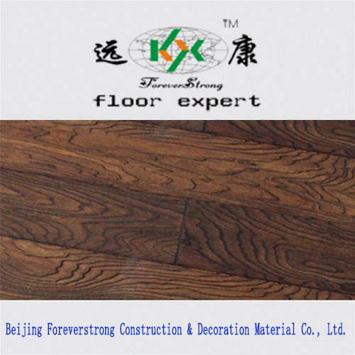 German Technology Waterproof Antique Embossed Multi-Layer Engineered Flooring