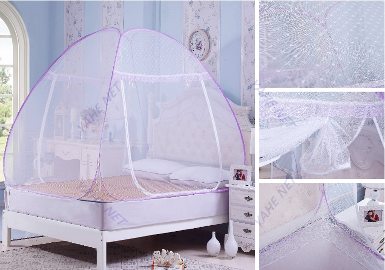 Outdoor Folding Mosquito Net Tent