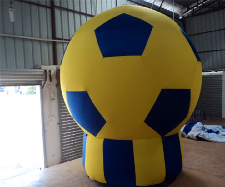 Inflatable Advertising Balloon with Blower