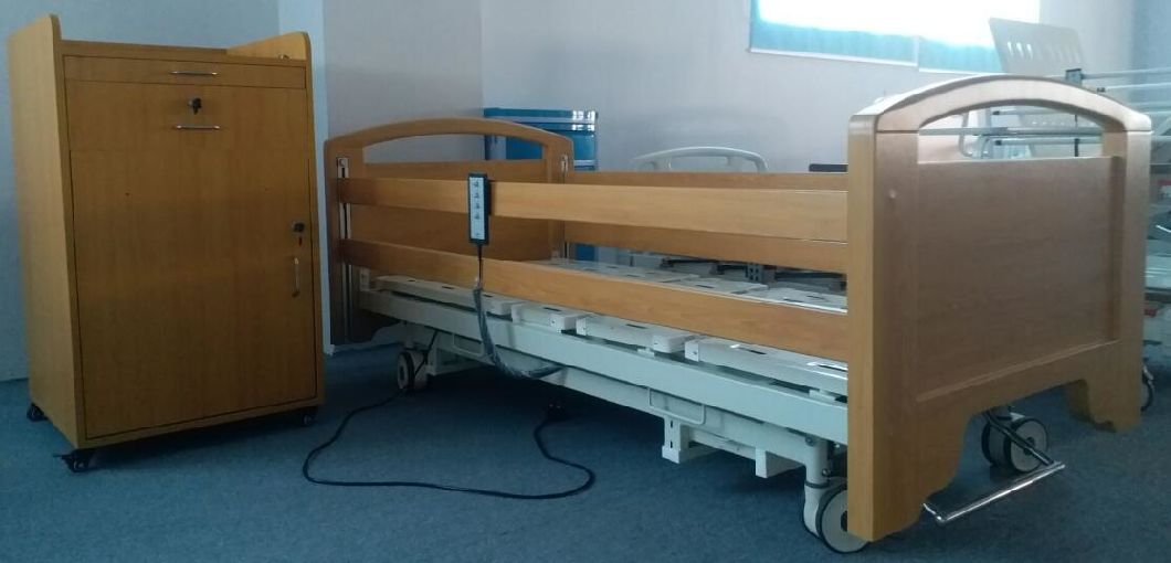 New Product Electric Bed Home Nursing with 3 Functions