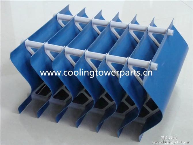 Cross Flow PVC Drift Eliminator for Cooling Tower