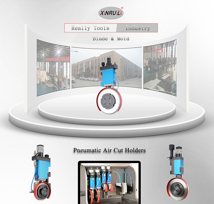 Pneumatic Air Knife Holders Cutting Tools for Any Industrial