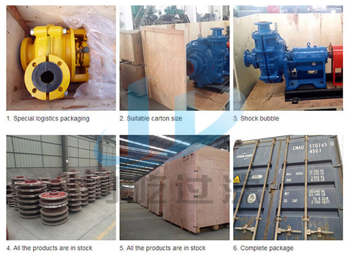 Chemical for Crude Oil Transfer Pump