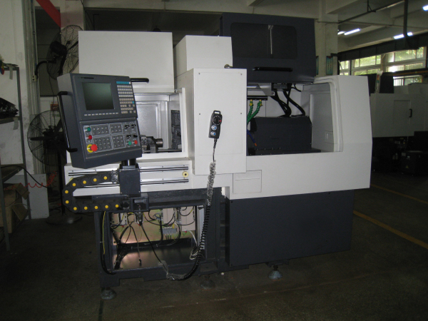 Swiss Type High Speed Precision Automatic Lathe CNC20z-D