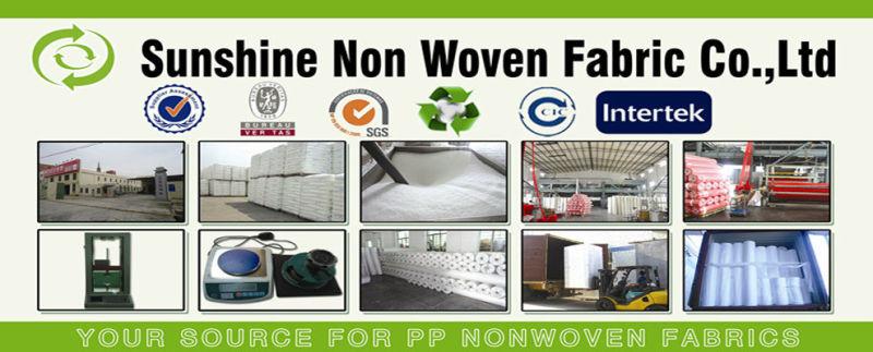 Good Hydrophilic PP Nonwoven Spunbonded Fabrics