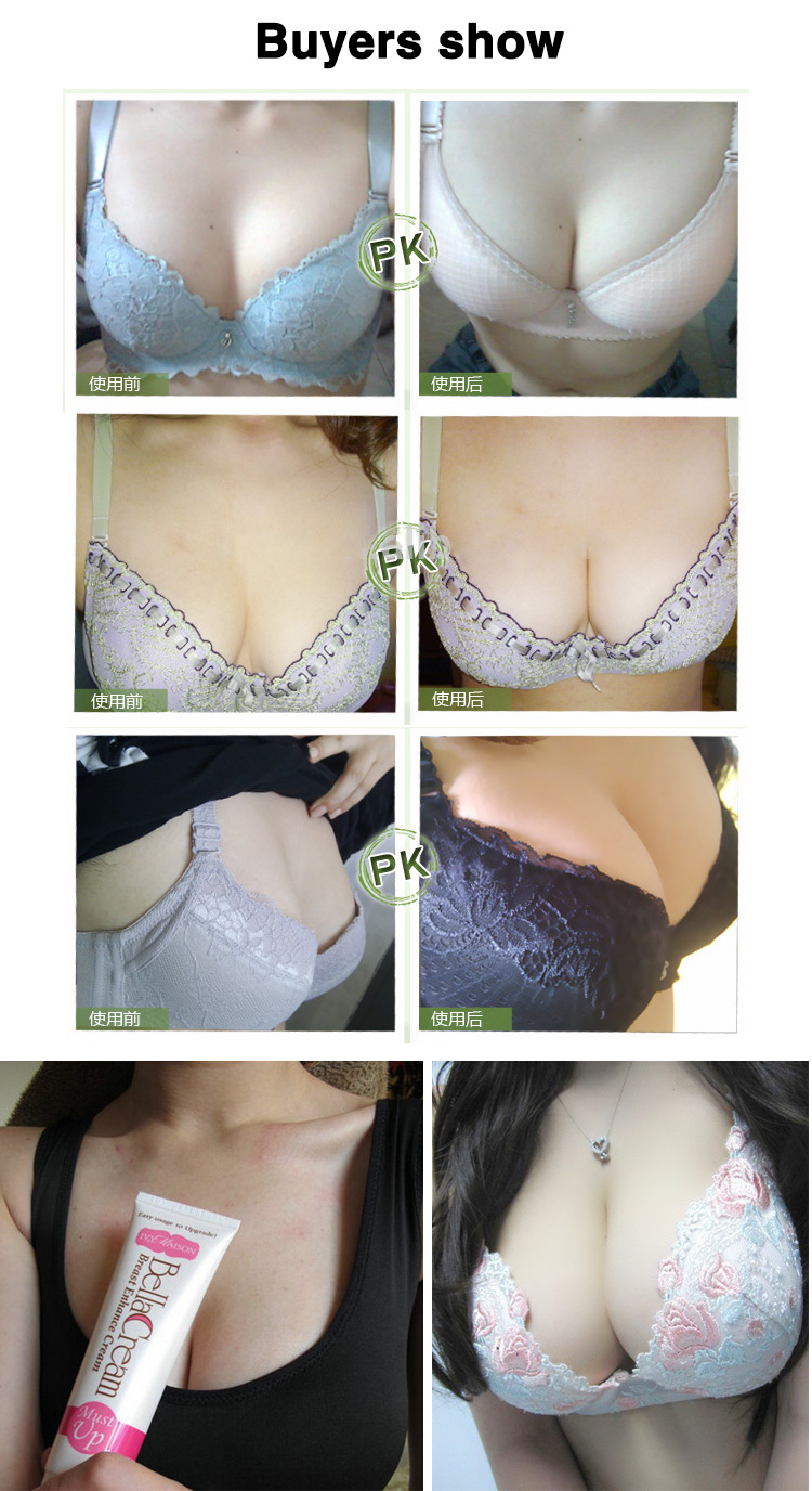 Must up Breast Enlargement Breast Lift Cream 100ml
