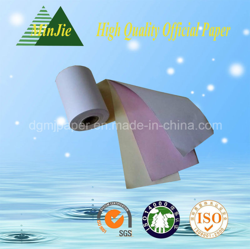 Best Selling Good Quality NCR Carbonless Paper Rolls