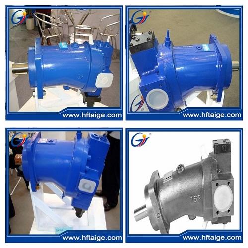 Rexroth Substitution Piston Motor Wiith Better Airtightness Performance