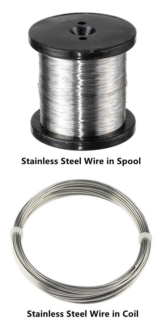 China Wholesale Stainless Steel 304 Stainless Steel Wire (304SSW)