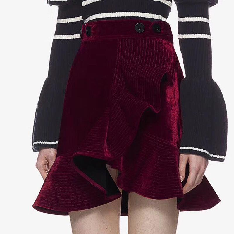 Asymmetric Fashion Skirts