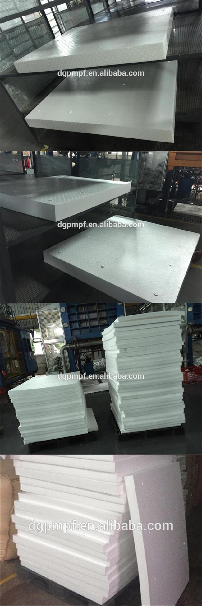 Custom Hot Sale Lightweight Anti-Impact Insulating Epo Foam Sheets
