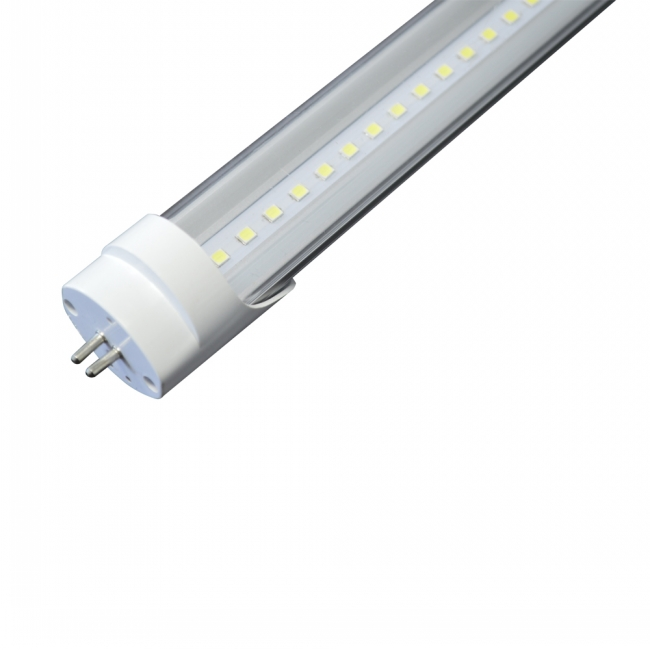 Manufacturer T8 LED Tube Light 18W with T5 Socket 150lm/W