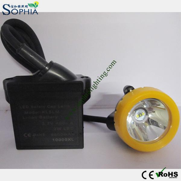 6.6ah CREE LED Headlamp, Safety Cap Lamp, Head Light