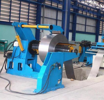 Transformer Conservator Transformer Corrugated Fin Manufacture Production Line