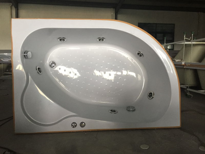 Acrylic Bathtub Size 1000*1500mm (CL-337)